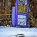 Blue Gate #24 by Charles Muhle
