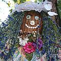 Blue Hair Bride by Susan Herber