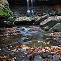 Blue Hen Falls II by Dale Kincaid