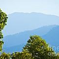 Blue Hills by Johan Larson