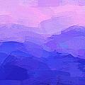 Blue Hills by Yury Malkov