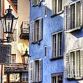 Blue House by Mats Silvan