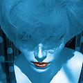 Blue Kiss by David Pantuso
