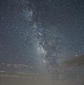 Blue Milky Way by Melany Sarafis
