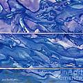 Blue Mood by Joan Hartenstein