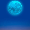 Blue Moon by Dandy Peacewell