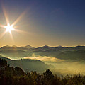 Blue Morning by Mircea Costina Photography