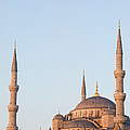 Blue Mosque In Istanbul by Artur Bogacki
