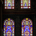 Blue Mosque Stained Glass Windows by Artur Bogacki