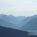 Blue Mountain Mist by Lauren Leigh Hunter Fine Art Photography