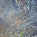 Blue Nebula #1 by Penny Neimiller