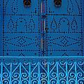 Blue On Blue by Bob Christopher