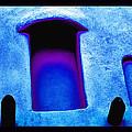 Blue Portals by Susanne Still