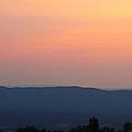 Blue Ridge Evening by Rachel Cohen