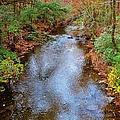 Blue Ridge Mountain Stream Too by Marc Mesa