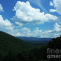 Blue Ridge Mountains by Paul Wilford