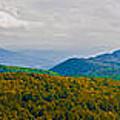 Blue Ridge Panorama by Scott Hervieux