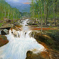 Blue Ridge Runoff by Max Mckenzie