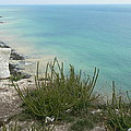 Blue Sea From Seven Sisters by Alan Pillant
