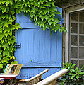 Blue Shutters of Provence