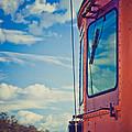 Blue Skies Ahead by Sara Frank