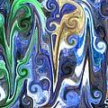 Blue Skies by Miraychel Stone