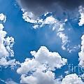 Blue Sky by Gaurishankar Khatri