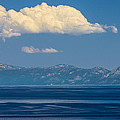 Blue Tahoe by Marc Crumpler