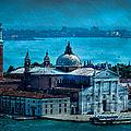 Blue Venice by Doug Sturgess