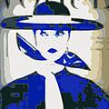 Blue Vogue by K Arthur