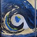 Blue Wave by Katarina Benova