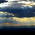 Blueray Panorama by Susanne Still