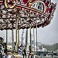 Boardwalk Carousel by Heather Applegate