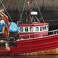 Boat 0001 by Carol Ann Thomas