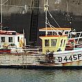 Boat 0002 by Carol Ann Thomas