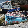 Boat 0003 by Carol Ann Thomas