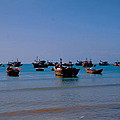 Boat by Arik S Mintorogo