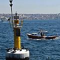 Boat Watchers by Ian  MacDonald