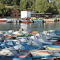 Boating Lake by Daniel Blatt