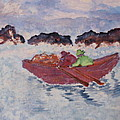 Boatmen by Joy Sparks