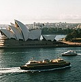 Boats and the Sydney Opera House
