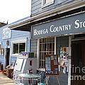 Bodega Country Store . Bodega Bay . Town Of Bodega . California . 7d12452 by Wingsdomain Art and Photography