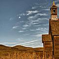 Bodie California Church by Al Reiner