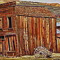 Bodie Ghost Town by Garry Gay