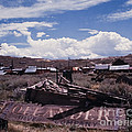 Bodie Ghost Town by Stephen Whalen