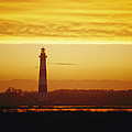 Bodie Island Lighthouse, Oregon Inlet by Skip Brown