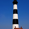 Bodie Island Lighthouse Outer Banks Nc by Susanne Van Hulst