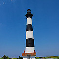 Bodie Island Lighthouse Outer Banks by Susanne Van Hulst