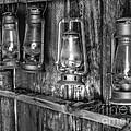 Bodie Lanterns by Scott McGuire