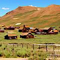 Bodie Paint Photo by Chuck Kuhn